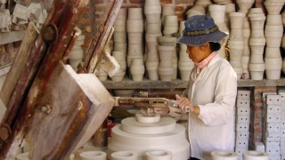 Ceramic workshop - Vietnam