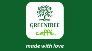 Greentree Caffè total branding