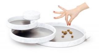 Elenida revolving tray