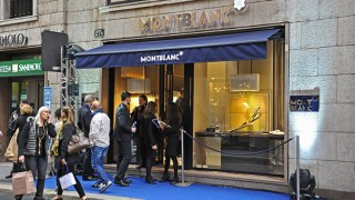 Montblanc design-week event