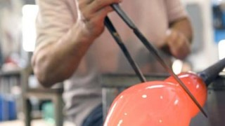 Glass blowing workshop - Murano